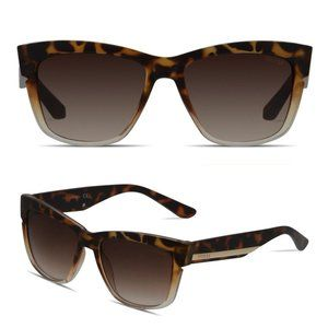 Guess Tortoise Cat Eye Sunglasses GF6036 (NWT)